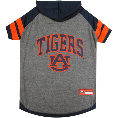 Auburn University Doggy Hooded Tee-Shirt