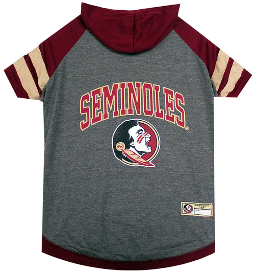 Florida State University Doggy Hooded Tee-Shirt