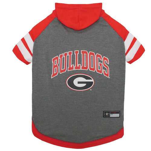 University of Georgia Doggy Hooded Tee-Shirt