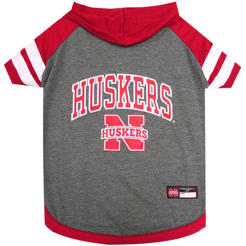 University of Nebraska Doggy Hooded Tee-Shirt
