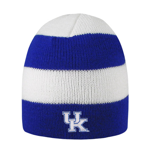 University of Kentucky Rugby Striped Knit Beanie