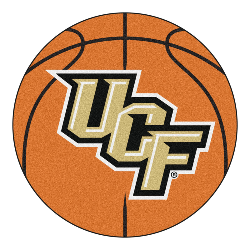 University of Central Florida Basketball Area Rug