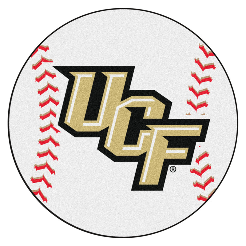 University of Central Florida Baseball Area Rug