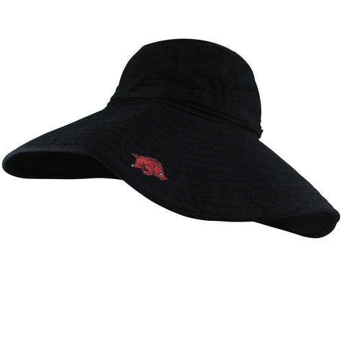 University of Arkansas Cabana Sun Hat