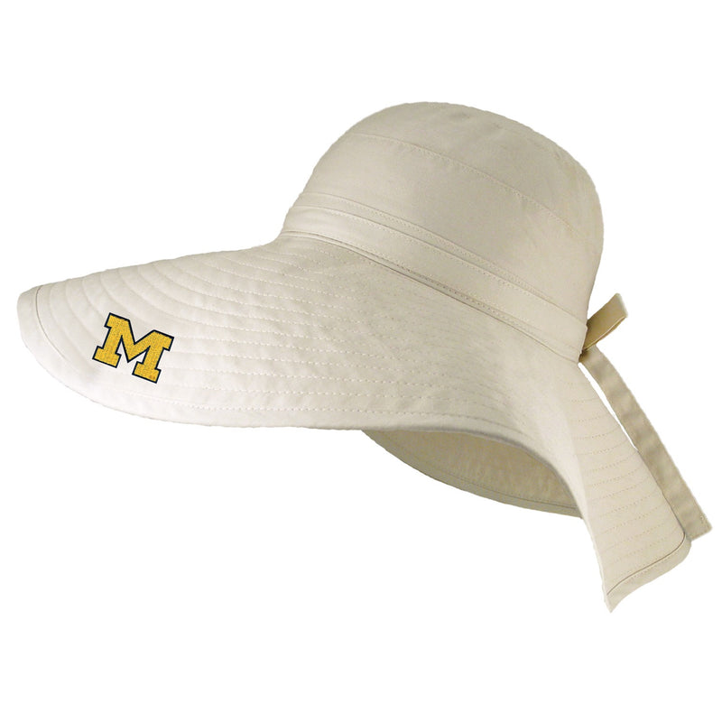 University of Michigan Cabana Sun Hat