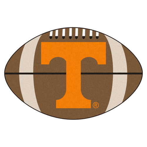 University of Tennessee Football Area Rug