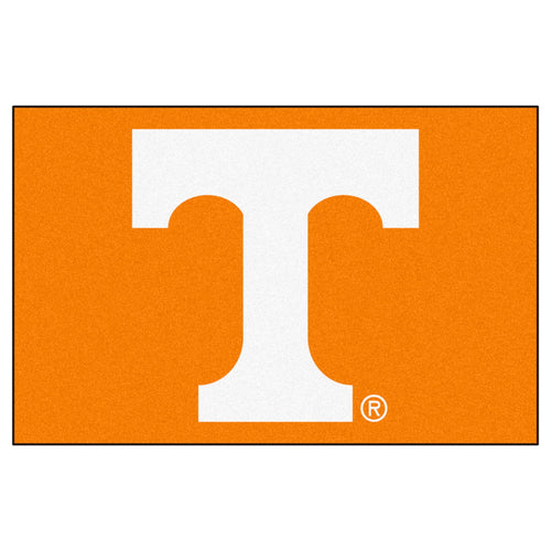 University of Tennessee Volunteers Logo Area Rug