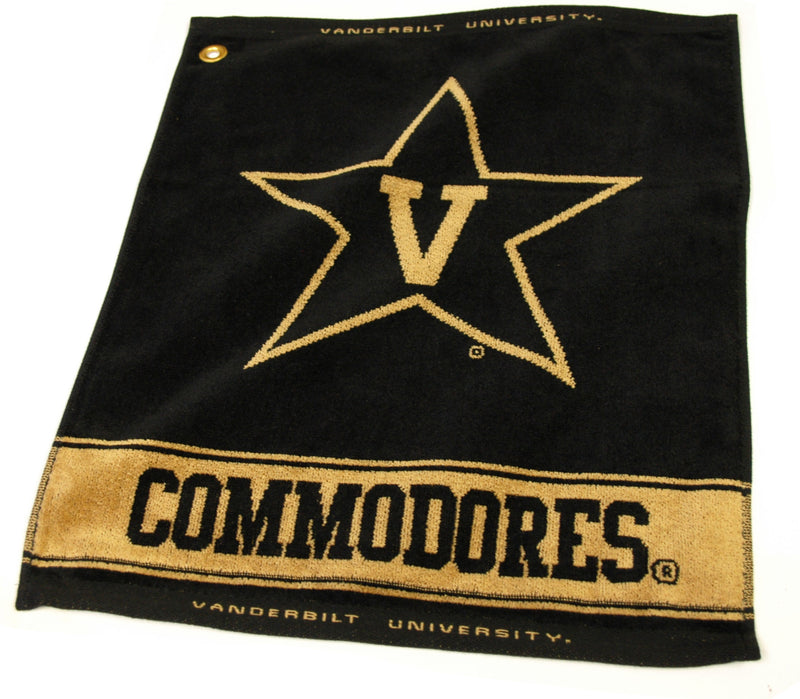 Vanderbilt University Woven Golf Towel