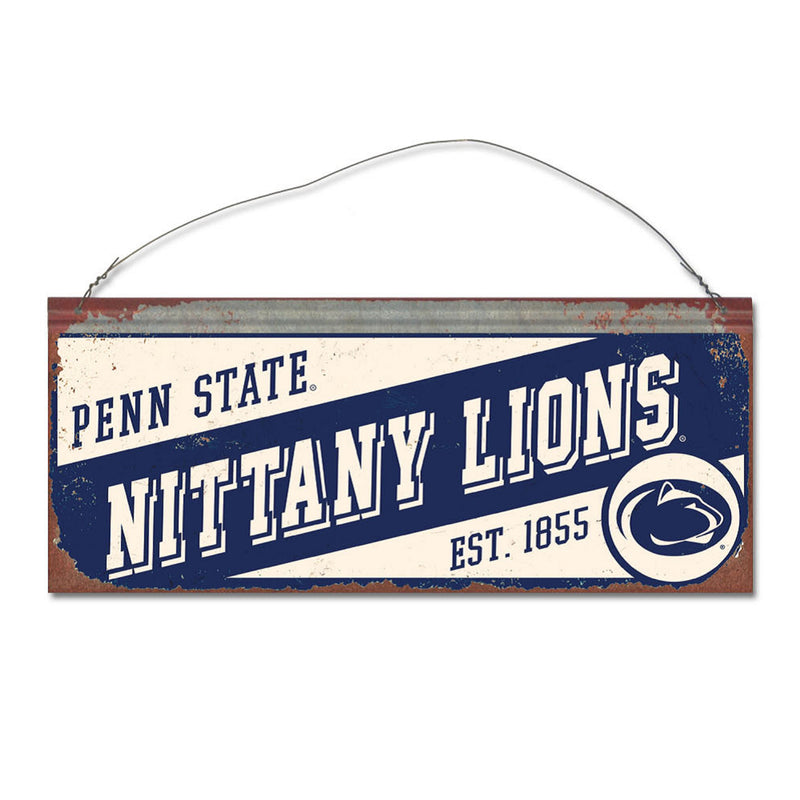 Penn State University Small Slant Sign