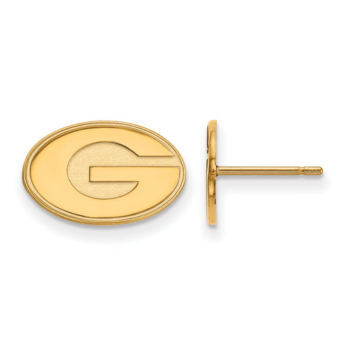 University of Georgia Logo Post Earring