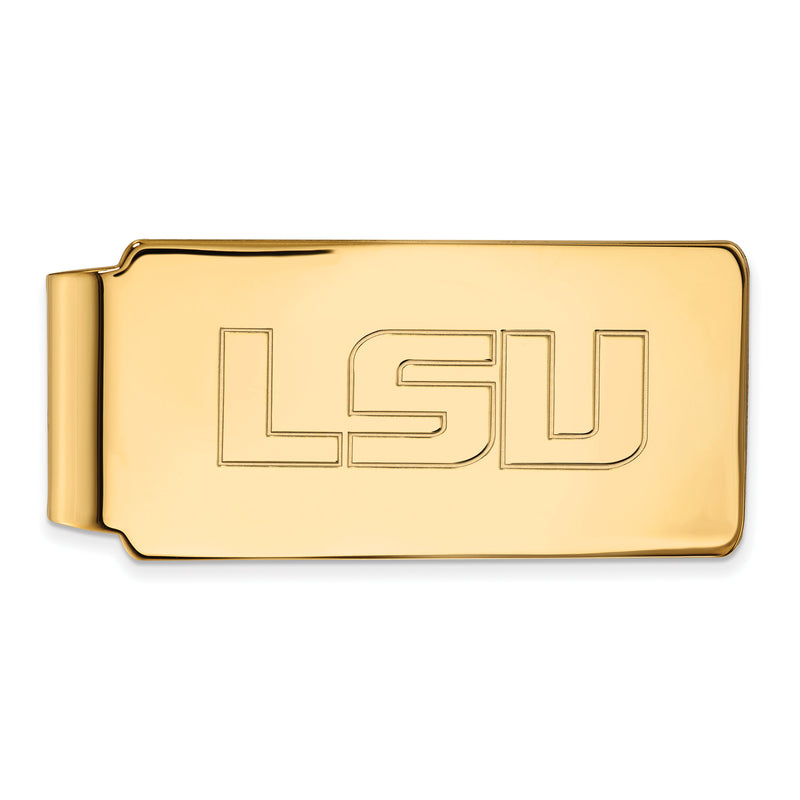 Louisiana State University Logo Money Clip