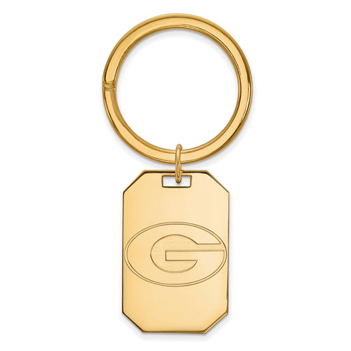 University of Georgia Key Chain