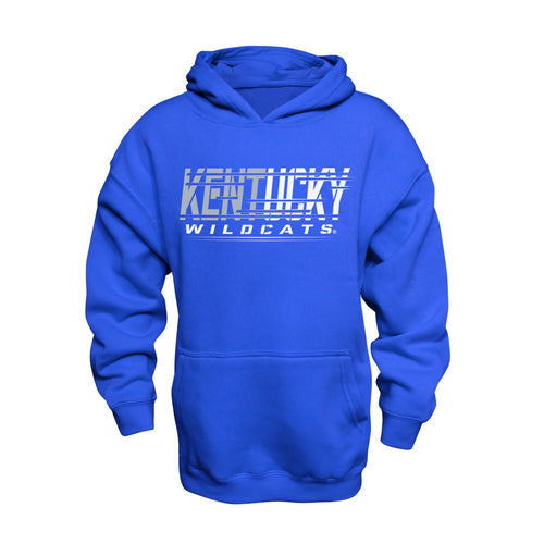University of Kentucky Wildcats Youth Speedy Hooded Sweatshirt