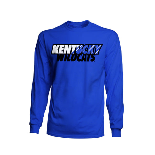 University of Kentucky Wildcats Long Sleeve Shirt