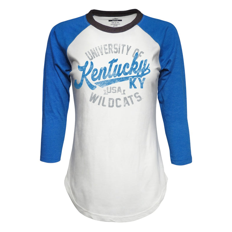 University of Kentucky Wildcats Vintage Script Shirt