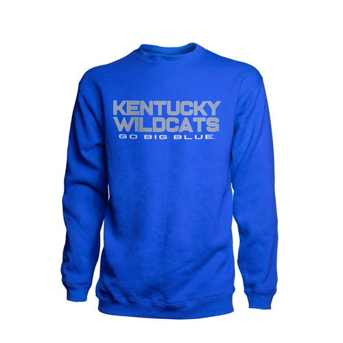 University of Kentucky Double Stack Youth Crew Sweatshirt