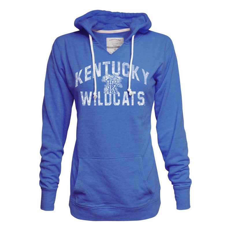 University of Kentucky Distressed Hoodie