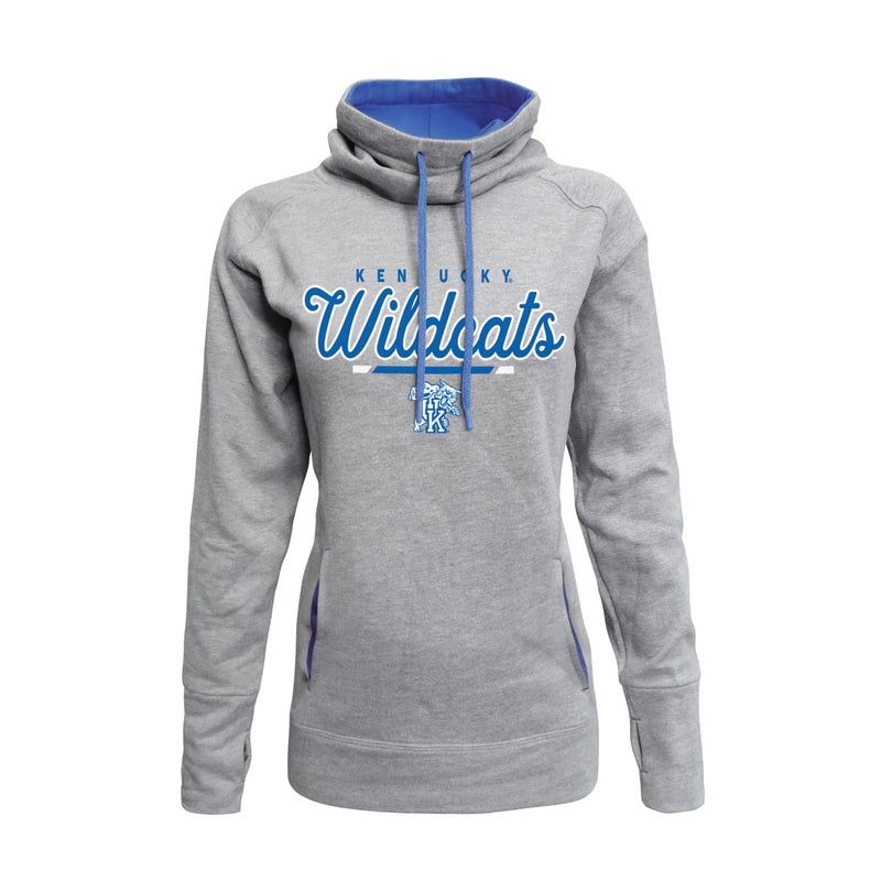 University of Kentucky Fleece Funnel Neck Hoodie