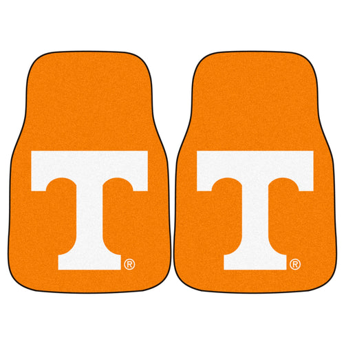 University of Tennessee Carpet Car Floor Mats - 2-Piece