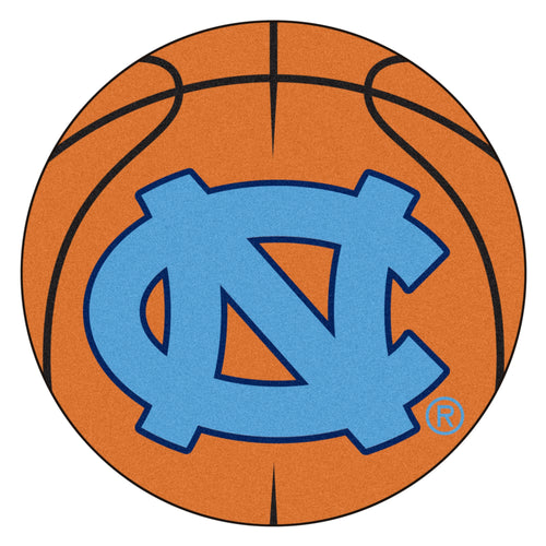 University of North Carolina Basketball Area Rug