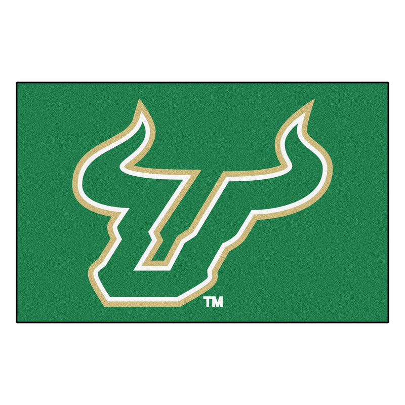 University of South Florida Logo Area Rug