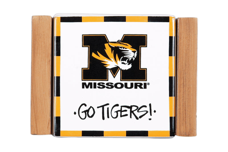 University of Missouri Coaster Set