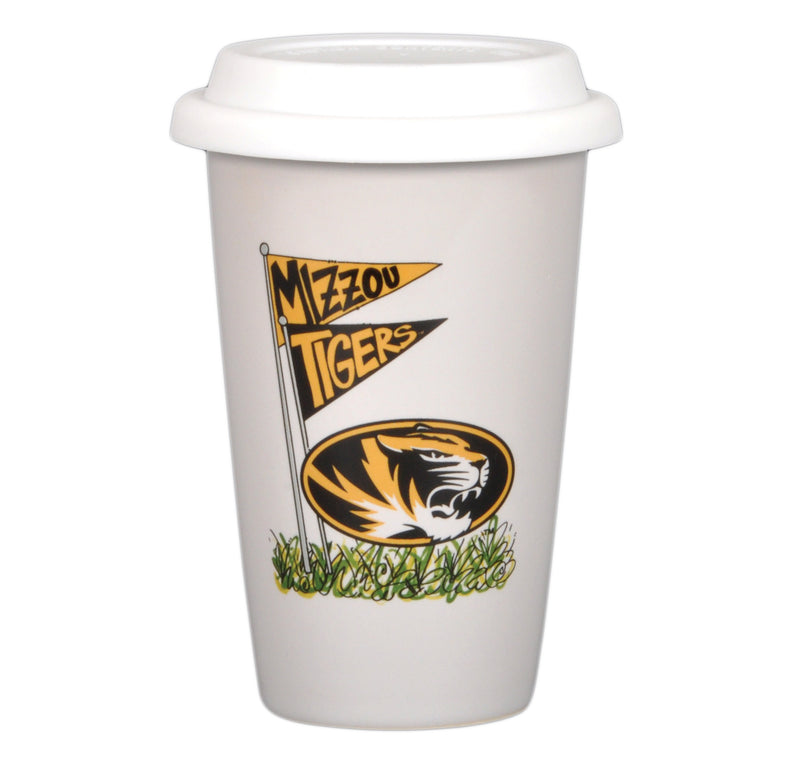 University of Missouri 14oz Travel Mug