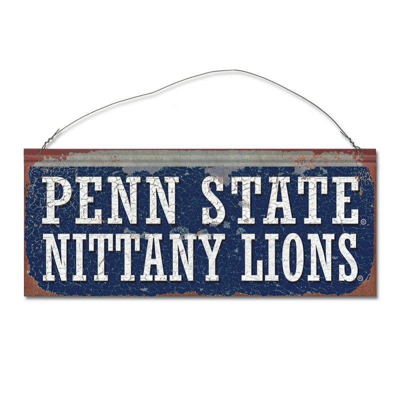 Penn State University Nittany Lions Small Tin Sign