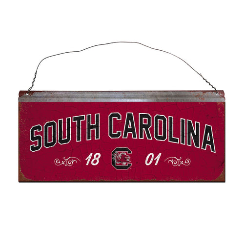 University of South Carolina Small Tin Sign