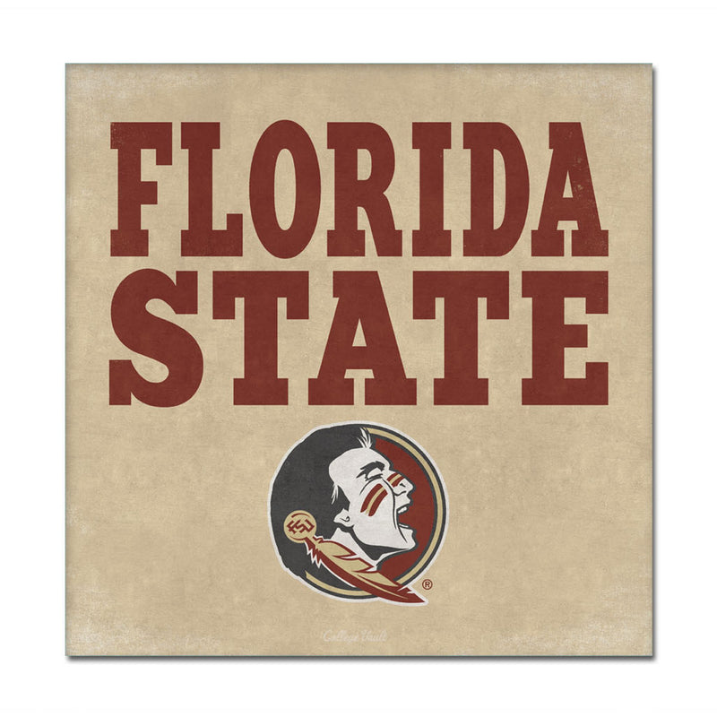 Florida State University Canvas Wall Art