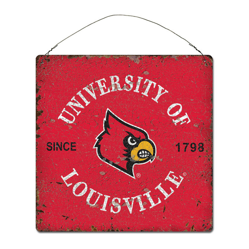 University of Louisville Around Campus Sign