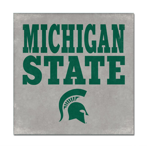 Michigan State University Canvas Wall Art