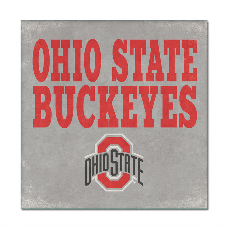 Ohio State University Canvas Wall Art