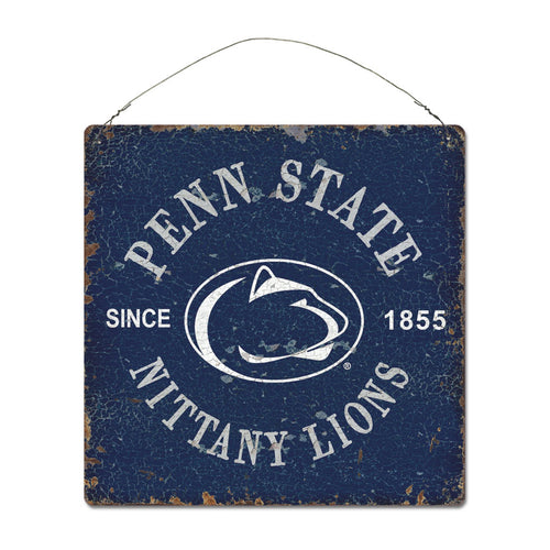Penn State University Around Campus Sign