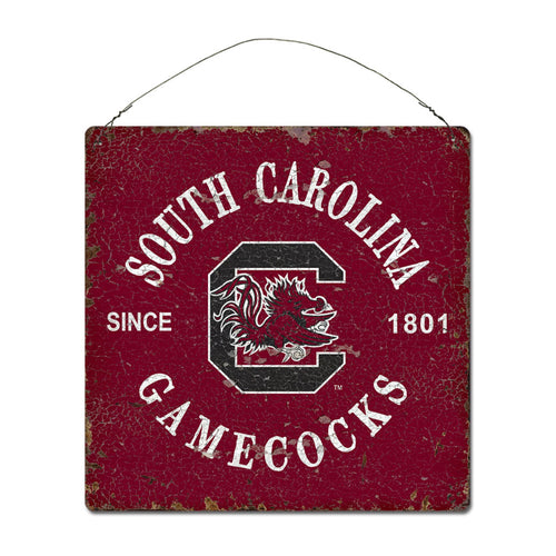 University of South Carolina Around Campus Sign
