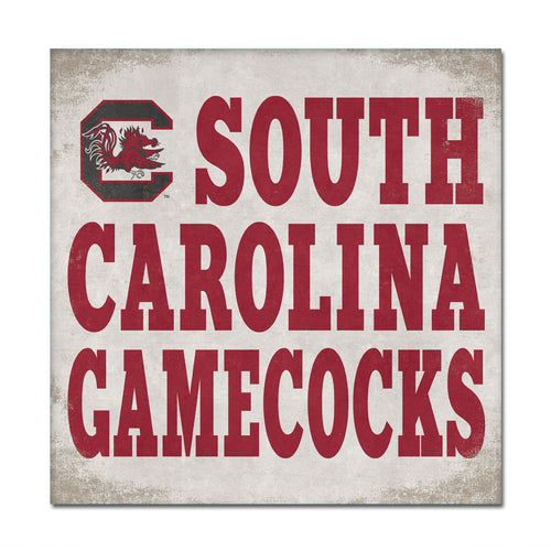 University of South Carolina Canvas Wall Art