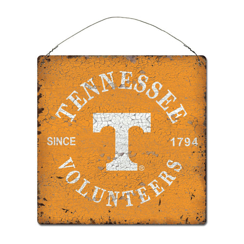 University of Tennessee Around Campus Sign
