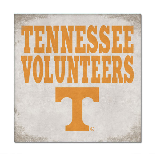 University of Tennessee Canvas Wall Art