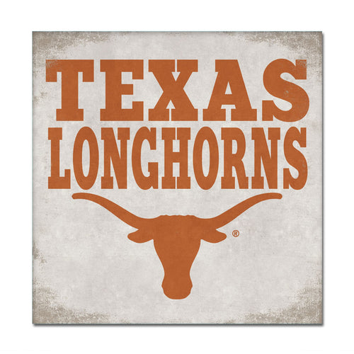 University of Texas Canvas Wall Art