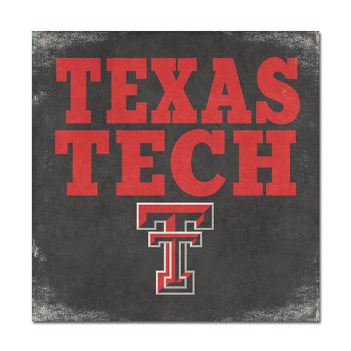 Texas Tech University Canvas Wall Art