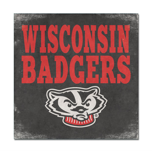 University of Wisconsin Canvas Wall Art