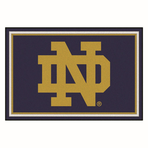 University of Notre Dame Mascot Area Rug