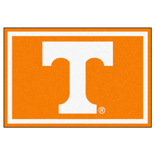 University of Tennessee Volunteers Mascot Area Rug