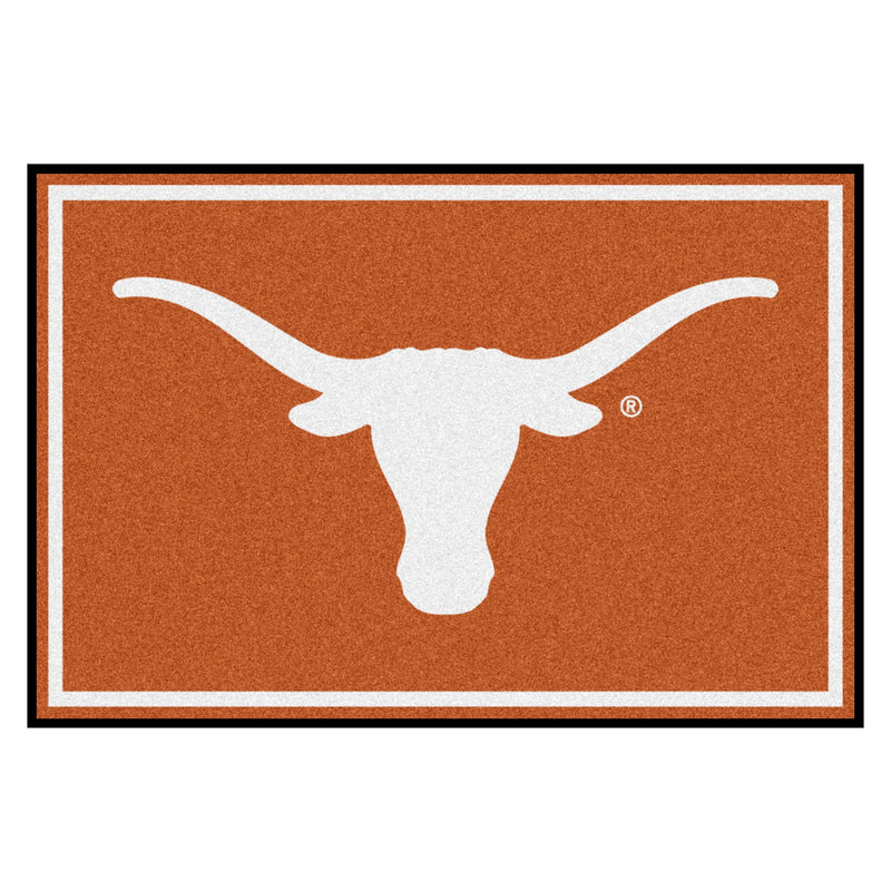 University of Texas Longhorns Mascot Area Rug