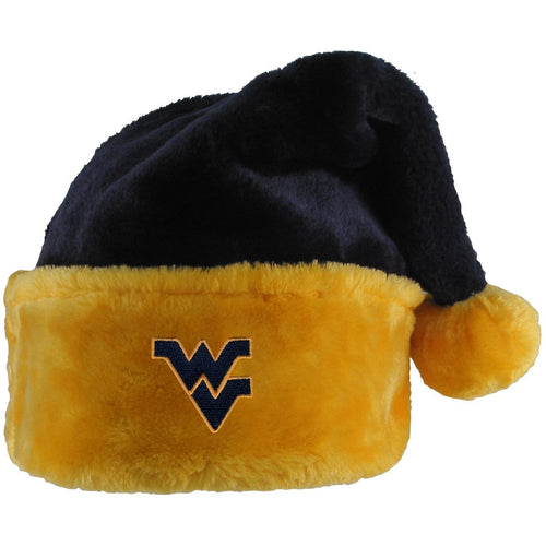 West Virginia University Santa Hat