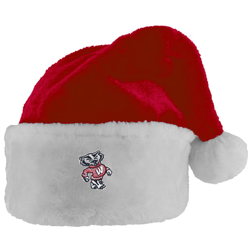 University of Wisconsin Santa Hat