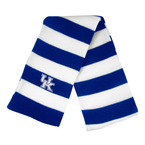 University of Kentucky Knit Rugby Scarf