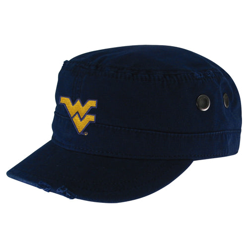 West Virginia University Sarge Military Hat