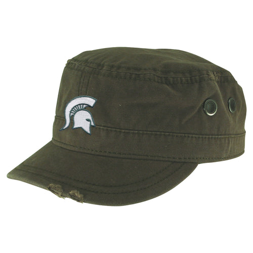 Michigan State University Sarge Military Hat