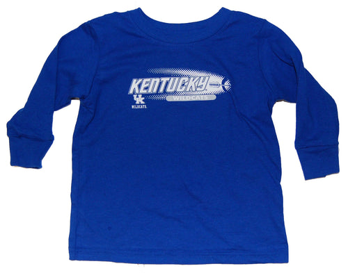 University of Kentucky Boys/Girls Youth Long Sleeve T-Shirt